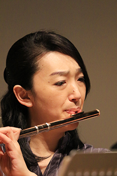 Fl♫ Yoriko Kasai