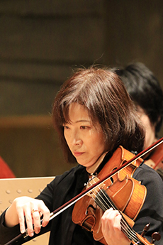 Viola♫ Yayoi Hasegawa