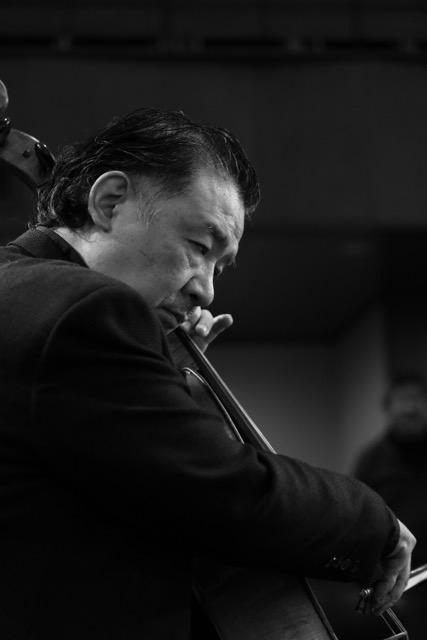 10月26日(金)小澤洋介無伴奏チェロの夕べ